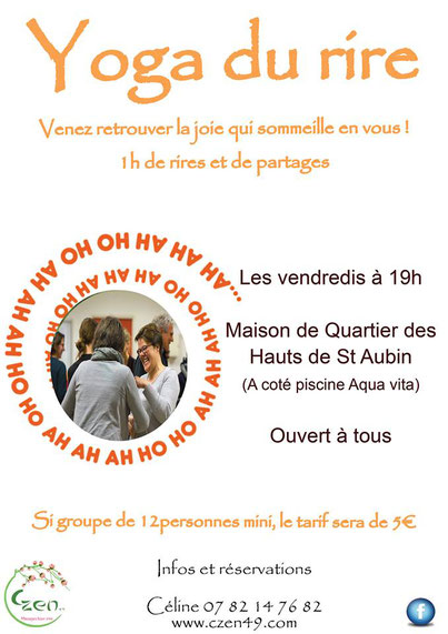 Photo pour flyer pour Czen 49