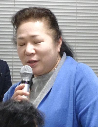 児玉三紀子HPVワクチン薬害大阪訴訟原告団代表