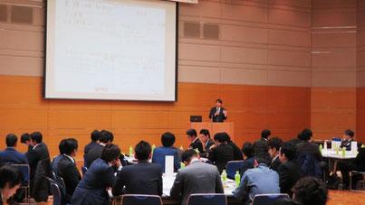 AI(人工知能)活用に関する講演会講師を務めるカナン株式会社 エバンジェリストの桂木夏彦氏