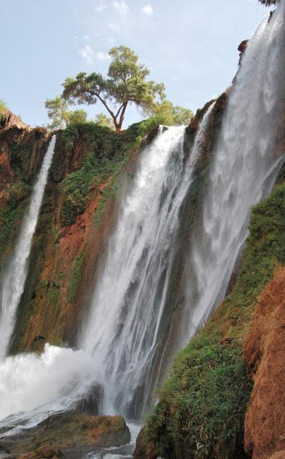 Cascadas de Ouzoud - Rutas SOLOMARRUECOS.COM