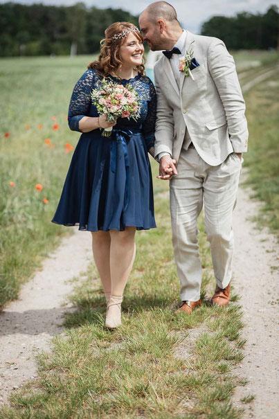 Hochzeit in Woltersdorf bei Berlin