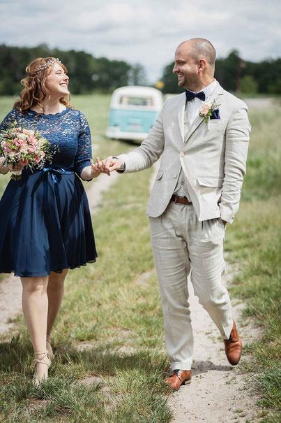 Hochzeitsfotos in Woltersdorf bei Berlin