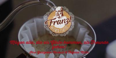 Wiener Kaffeehaus Franzl in Romanshorn  /    Bild anklicken