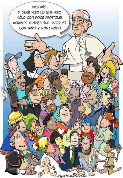 Sobre Papa Francisco