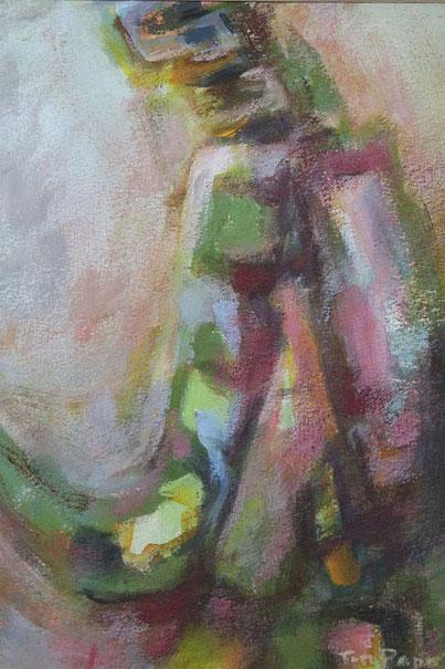te_koop_aangeboden_een_gouache_van_de_kunstenaar_ton_pape_1916-2003