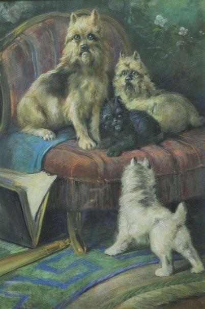 te_koop_aangeboden_een_kunstwerk_van_de_kunstenares_henriette_ronner_knip_1821-1909