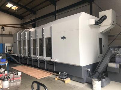 AXA Bearbeitungszentrum VHC3-4000 XTS50