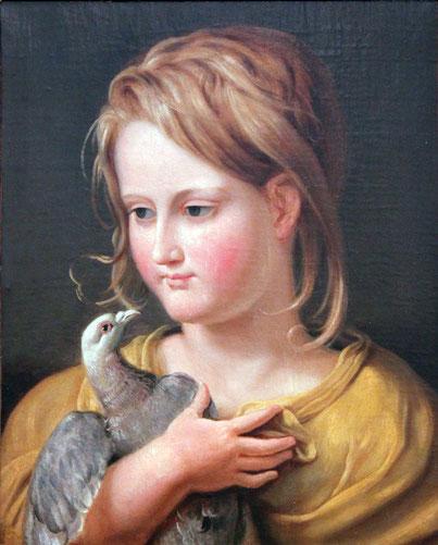 Bildnis Tochter Ernestine