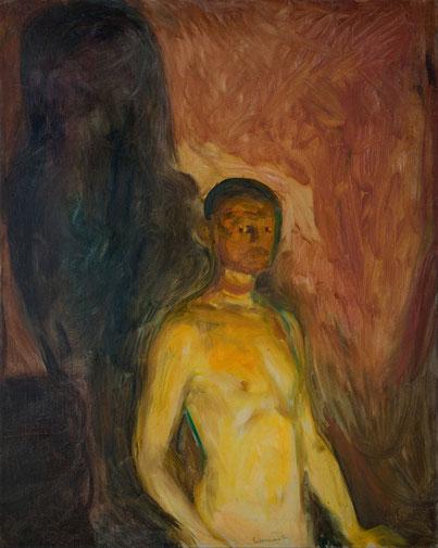 Selbstporträt in der Hölle