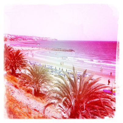 Retro Urlaubserinnerungen: Playa del Ingles Beachside | Hot Port Life & Style | Lifestyle Blog