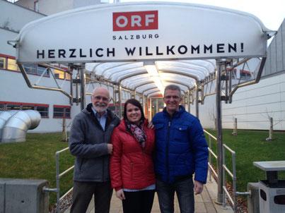 Heinz Wagner, Sandra Stabauer, Robert Timmerer-Maier