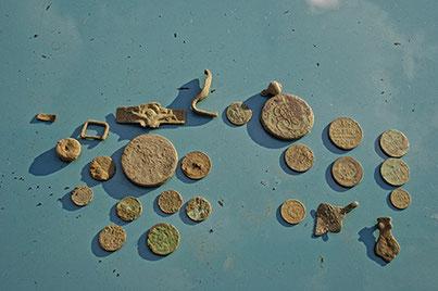 Preise, Geldscheine, Münzen