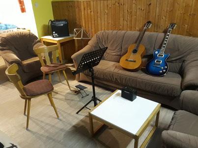 Gitarrenunterricht in München Milbertshofen bei Gitarrenlehrer Immanuel Bodensteiner