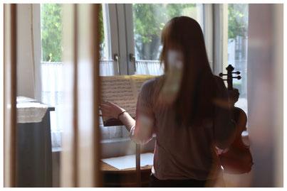 Geigenvekauf und Geigenverleih in Bonn Foto Roland Goseberg