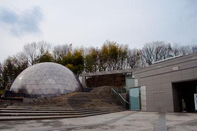 東大和市郷土資料館 プラネタリウム