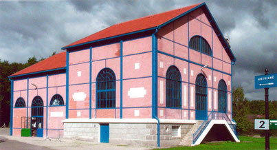 fonderie d'antoigné à Ste Jamme/Sarthe
