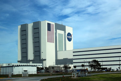 Kennedy Space Center, Cape Canaveral, Florida, USA