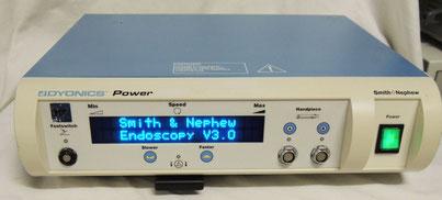 Dyonics Power Console Smith & Nephew Endoskopie medizinischer Bedarf für Krankenhaus und Praxis