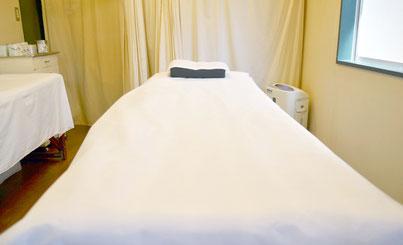 鍼灸院の様子