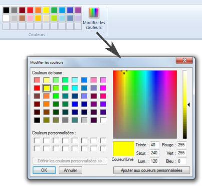 code RVB couleur