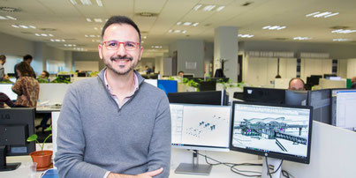 Luís Madruga, BIM Manager de AYESA