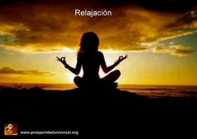 RECIBE EL DINERO QUE NECESITAS -  RELAJACIÓN - 897 - PROSPERIDAD UNIVERSAL