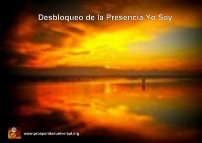 PRESENCIA YO SOY- ORACIÓN DE AGRADECIMIENTO A LOS AMIGOS DE PROSPERIDAD UNIVERSAL CÓDIGO SAGRADO 636 -