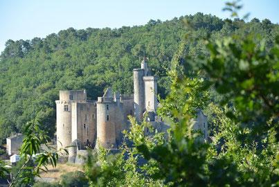 Château de Bonaguil - 29 juillet 2016