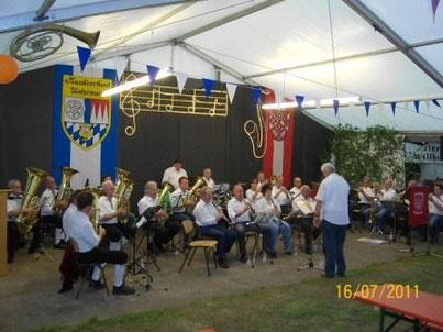 """Die """"Ehemaligenkapelle"""" im Jahr 2011"""