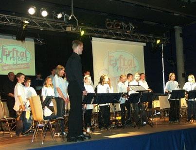 Die Jugendkapelle im Jahre 2003
