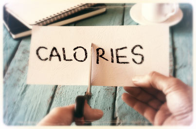 Cutting down your daily calories by Virtual Personal Trainer
