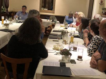 Zweiter Miltenberger Bürgertreff zur Kommunalpolitik