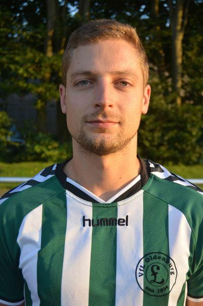 Sascha Quast mit dem 4-1