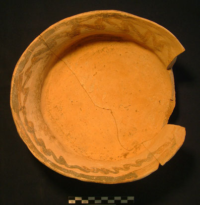Halaf-Keramik (Tell Tawila (Nordostsyrien))