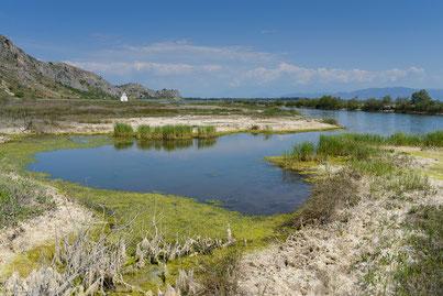 Strofilia-Küste im Nordwesten des Peloponnes