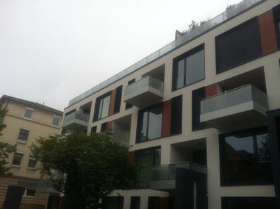 Balkon- und Dachterassengeländer, Hannover