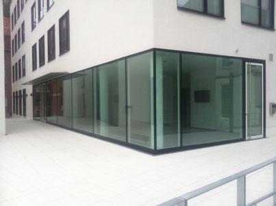 P/R Fassade, Hannover