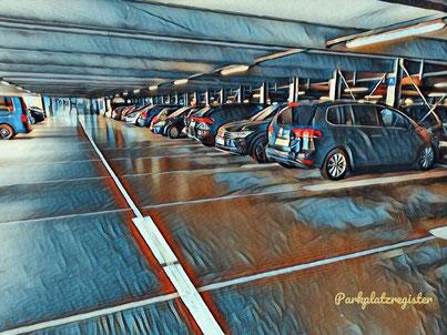 parken p1 flughafen frankfurt