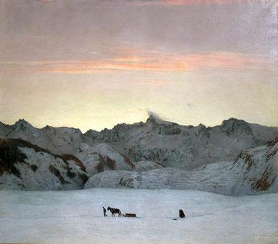 Cesare Maggi, Il Ritorno (1909)