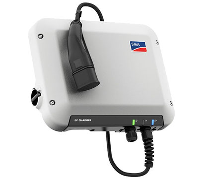 SMA EV Charger Wallbox