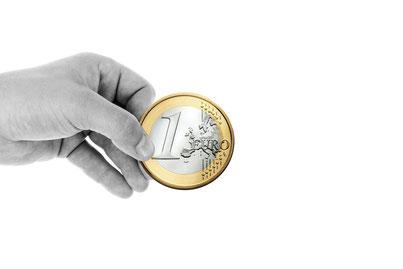 Wir danken für jeden Euro an Unterstützung. (Bildquelle: pixabay.com)
