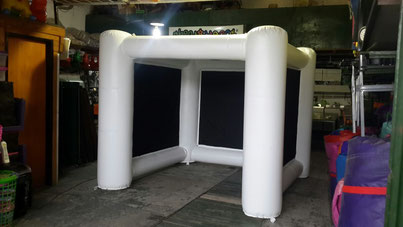 carpa inflable cuadrada Stand inflable  Toldo inflable