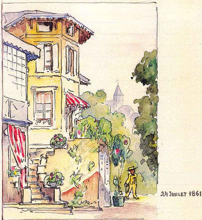 Théodore Gouvy et Hombourg-Haut