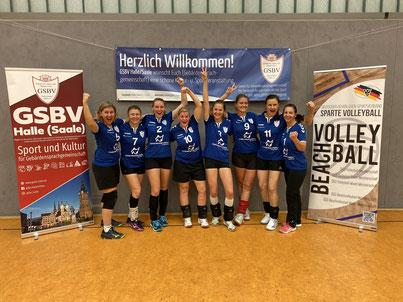 Damenmannschaft GSBV Halle (Saale)
