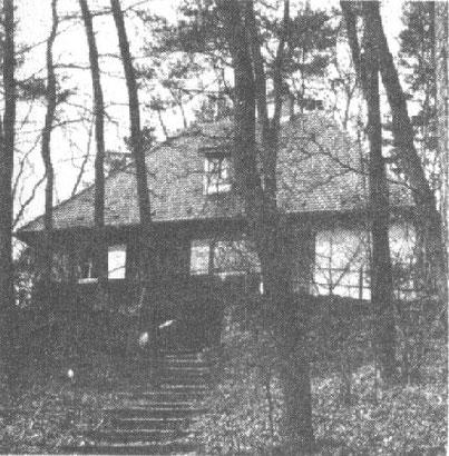 Unsere Schloßberghütte