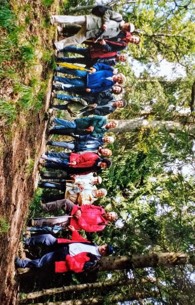 Wanderfahrt Mai 2003
