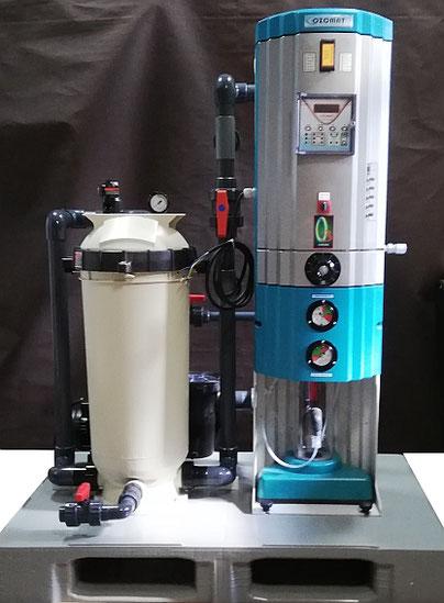 Schwimmbadwasseraufbereitung,Schwimmbadfilter,Filteranlage,Ozonanlage,Filterpumpe,Poolanlage