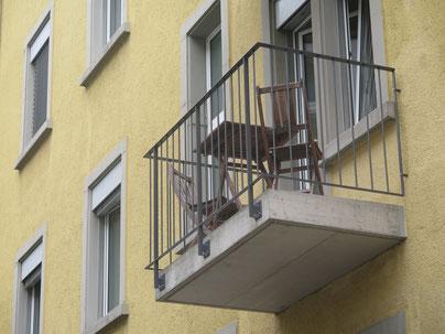 24. September 2016 - Leben im Freien auf zwei Quadratmetern