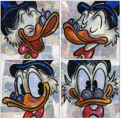Donald Faces VII