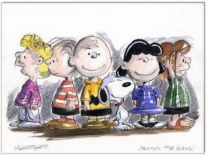 Peanuts The Gang